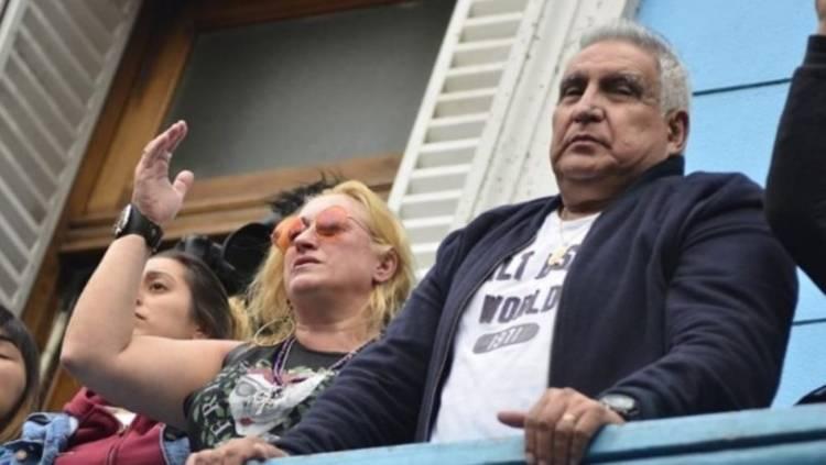 """Prisión domiciliaria para el sindicalista """"Pata"""" Medina"""