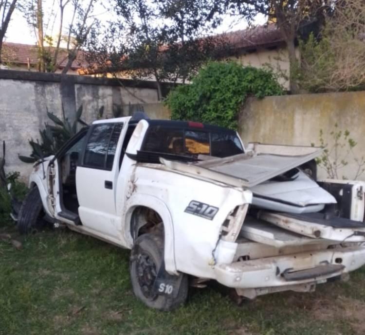 Otro vuelco fatal sobre la Ruta Nacional 35. Falleció un hombre de 28 años de edad