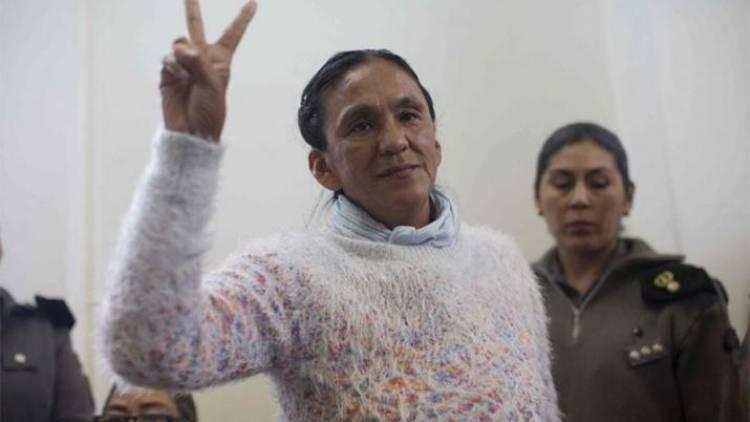 8:30 hs: Milagro Sala será indagada por el desvío de fondos destinados a viviendas sociales