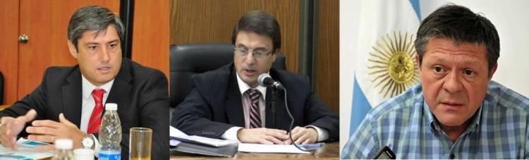Losi y Sappa ratificaron la sentencia al Ministro Tierno