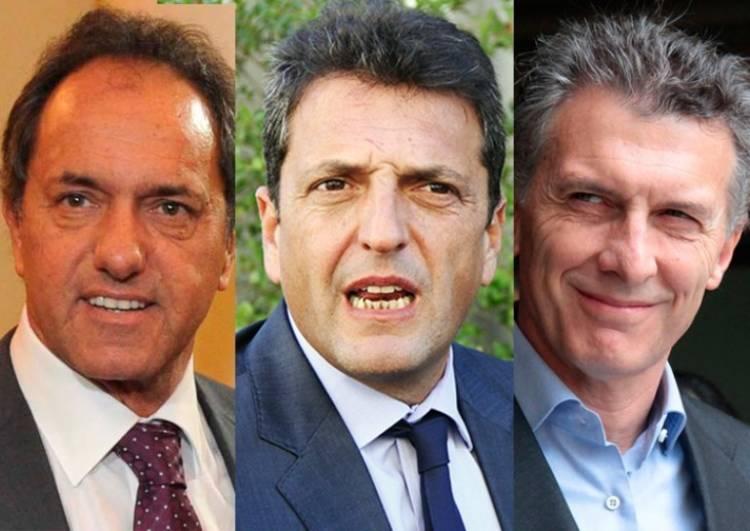 La Cámara Electoral ordenó investigar aportes de las campañas de Scioli, Massa y Macri