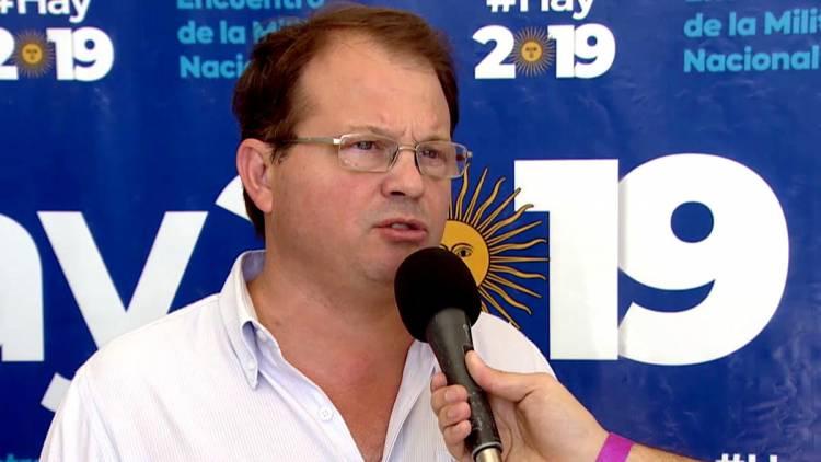 """Facundo Sola: """"es muy apresurado hablar de candidaturas cuando la gente hoy esta complicada con las tarifas"""""""