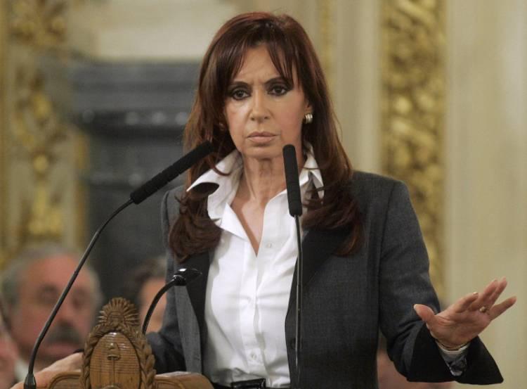 Advierten que si Cristina termina en prisión,