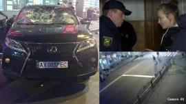 VIDEO: Joven multimillonaria atropella y mata a 5 personas al cruzar semáforo en rojo