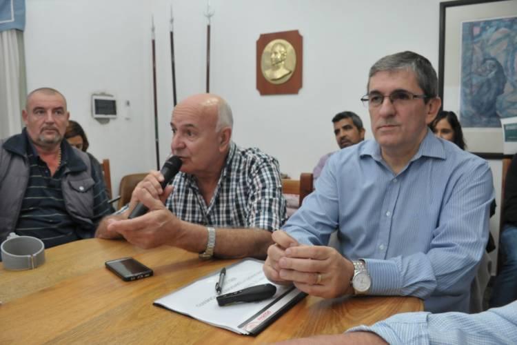 """Calvo: """"No creo que haya una provincia en el país que tenga los fondos tan descentralizados como La Pampa"""""""