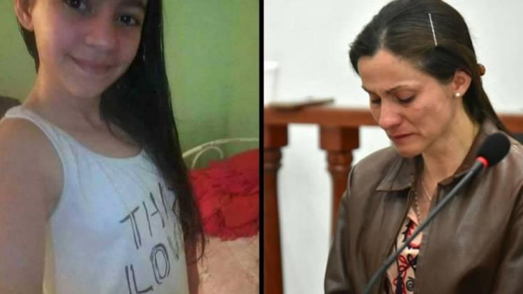 Condenaron a 18 años a la mamá de Florencia Di Marco, la nena abusada por su padrastro