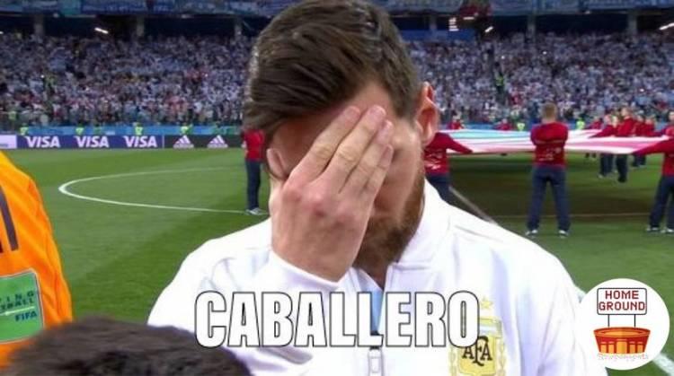 Las memes luego del 3 a 0 ante Croacia