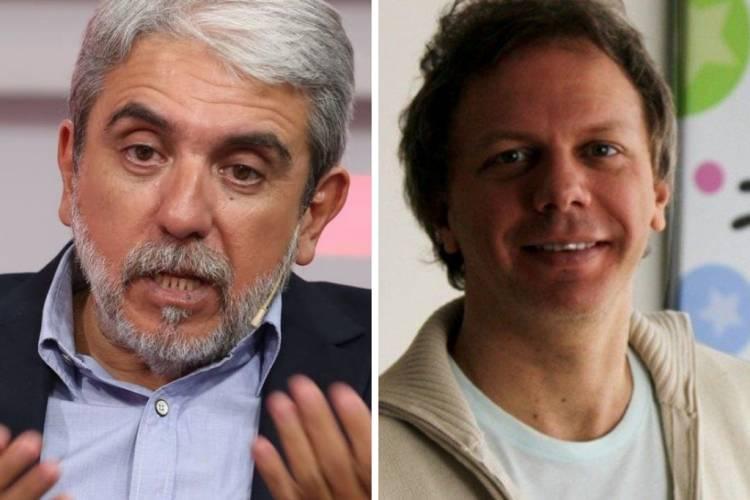 Nik habló sobre las amenazas de Aníbal Fernández: