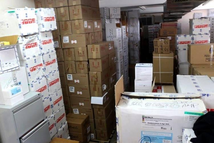 RATAS INMUNDAS | Robaron 110.000 kilos de leche en polvo de un programa para niños de bajo peso