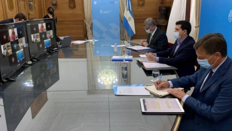 Ziliotto volvió a pedir que se suspenda Portezuelo