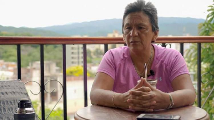 Sin signos de arrepentimiento, Milagro Sala habló a cuatro años de su detención: