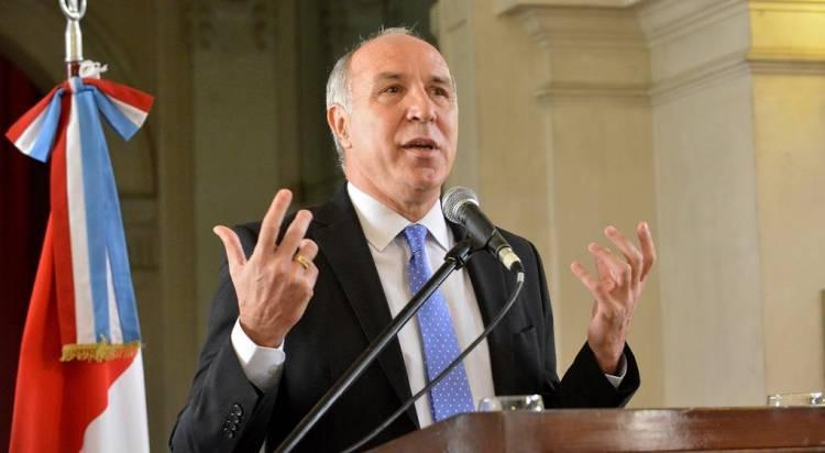 Lorenzetti deja la presidencia de la Corte Suprema. Lo reemplazaría Rosenkrantz.