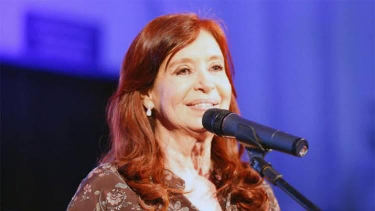 """Cristina Fernández denunció una """"gran desigualdad"""" entre la Capital y el resto del país"""