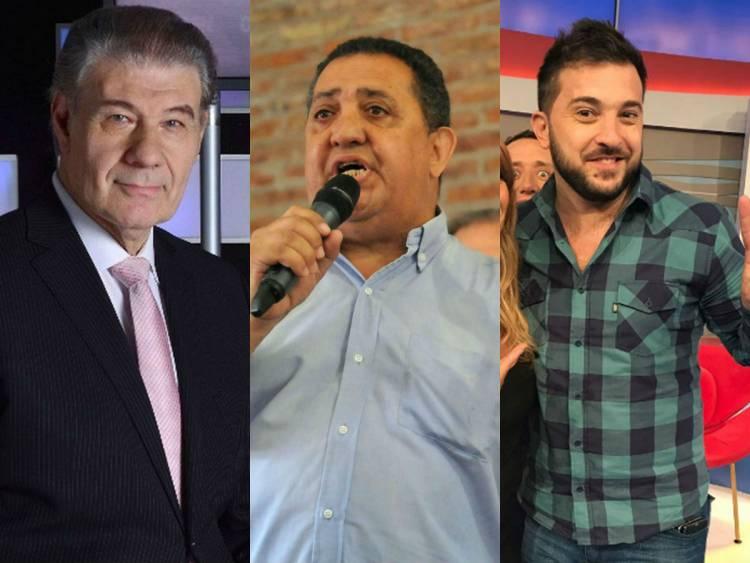 """Diego Brancatelli, Luis D'Elía y Victor Hugo Morales denunciados por viralizar el falso regreso del """"corralito"""""""
