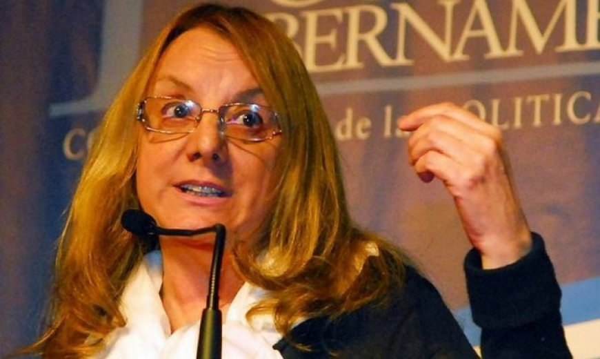 Alicia Kirchner descartó el