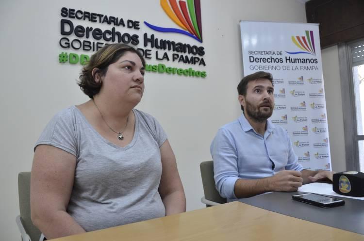 """Curciarello y Robledo se reunieron con los familiares de la víctima de Eduardo """"Chino"""" Ros"""